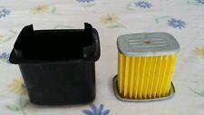 Honda c50 c70 c100 c102 cub air filter and housing box