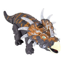 Walking Dinosaur Triceratops Toy Figure with Lights & Sounds - SKY1967