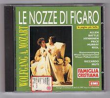 CD -  WOLFGANG A. MOZART LE NOZZE DI FIGARO