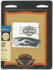 Harley Davidson Brake Caliper Insert - Flame - Left Side - 44917-05
