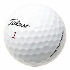 120 Titleist Pro V1x 2019 casi nuevo calidad utilizado Pelotas De Golf * AAAA * Venta!!!