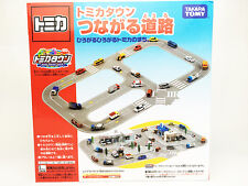 TAKARA TOMY JAPAN TOMICA TOWN SCENE Road Connection set PLAKIDS