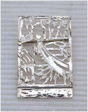 Jeroen Krabbé Niederlande 1999 - Design Brosche Anhänger Silber 925