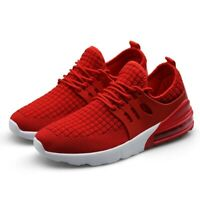 Mens Fashion Sneakers Shoes Outdoor Running Gym Mesh Breathable Walking Casual D