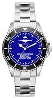 Kampfschwimmer Kompanie Soldat Geschenk Fan Artikel Zubehör Fanartikel Uhr 1206