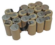 Batterie pour Hilti 347413 te2a b24 24 V 3,0ah Panasonic cellules à réaliser soi-même