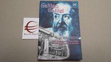 folder 2 euro 2014 ITALIA 450 anni nascita Galileo GALILEI Italie Italy Italien