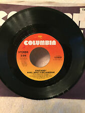 "CHICAGO-TOP 5  HIT-Original 45-""Baby, What A Big Surprise""-Columbia-1977-NM"