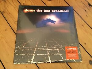 Doves - The Last Broadcast - NEW LTD Coloured Vinyl - Heavenly .