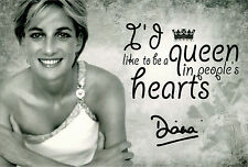 Diana, Princess of Wales ' modern new unposted postcard by CIB