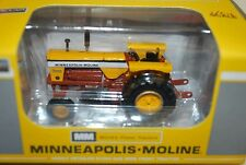 NEW 1/64 Minneapolis Moline G1000 tractor w/ brown belly New in Box by Spec Cast