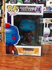 Pop Marvel Guardians of the Galaxy Yondu 74 Funko Pop Vinyl Expert Packaging