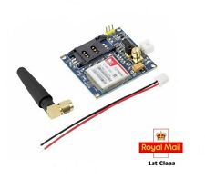 SIM900A V4.0 Kit Antenna Tested GSM GPRS Board Wireless Extension Module NEW