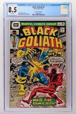 Black Goliath #2 - Marvel 1976 CGC 8.5 - 30 Cent Variant!