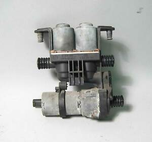 BMW E39 E38 Heater Valve w Auxiliary Aux Water Pump 1997-2003 540i 740i M5 OEM