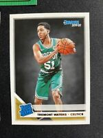 Lot Of (13)  TREMONT WATERS 2019-20 Panini Donruss RATED ROOKIE RC #244 CELTICS