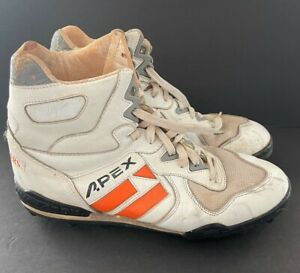 APEX NFL Football Shoes Cleats Tampa Bay Buccaneers Training Camp 1990s Vintage