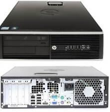 HP 8200 SFF PENTIUM G850 4GB DDR3 250GB HARD DISK DVDRW WINDOWS 7