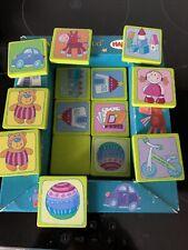 haba memory Mein Spielzeug Ab 2J 2-4 Kinder 20 Teile Aus Holz