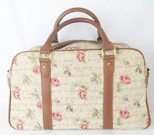 Rose Flower design Tapestry Travel Bag, Handbag or Shoulder Bag Signare