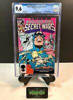 MARVEL SUPER HEROES SECRET WARS #7 CGC 9.6 NM+ 1ST PRINT 1984 1ST SPIDER-WOMAN