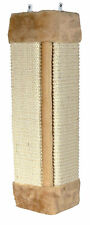Trixie Sisal/Plush Scratching Board For Corners 43191 - For Cats/Kittens, Hangs
