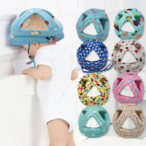Infant Baby Toddler Safety Helmet Kids Head Protection Hat for Walking Sports