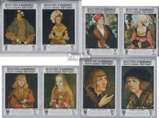 Aden - Qu´AITI State 147B-154B Couples (complete issue) unmounted mint / never h