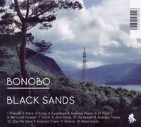 Bonobo - Black Sands NEW CD