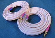 Van den Hul m.c.cs-122 hybride Halogène Free 2 x 2,50m Loudspeaker Cable New
