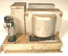 vintage* SILVERTONE EARLY CONSOLE  RADIO part:  Working POWER SUPPLY
