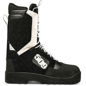 SALE - New 2020 509 Raid Laced Snowmobile Boots, Black and White, Sizes, 9 or 11