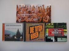 Die Toten Hosen - Bis zum bitteren Ende. Reich u Sexy II. Im Auftrag des H 4 CDs