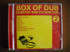 """ BOX OF DUB - Dubstep and future Dub   Volume 2 "" - SOUL JAZZ RECORDS -"