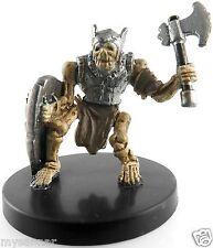 D&D mini SKELETAL DWARF (Skeleton) DK Dungeons & Dragons Pathfinder Miniature nc