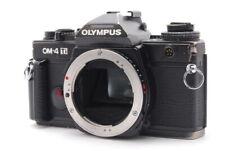 Excellent+++ Olympus OM-4 Ti 35mm SLR Film Camera Black Body from Japan