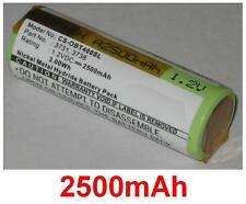 Batería 2500mAh tipo 3731 3738 3745 4736 Para Oral-B Triumph 9900