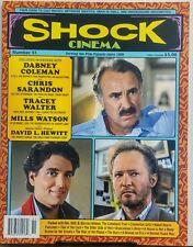 Shock Cinema No 51 Dabney Coleman Chris Sarandon Cult Movies FREE SHIPPING sb
