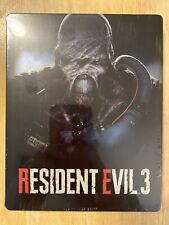 Exclusive RE3 Resident Evil 3 Remake STEELBOOK ONLY NEW /  NO GAME