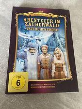 Väterchen Frost - Abenteuer im Zauberwald DVD Märchen Klassiker Das Original Box
