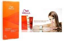 100 ml. Wella Professional Wellastrate Hair Straightener Kit INTENSE N/R +Tracki
