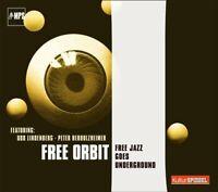 FREE ORBIT Free Jazz Goes Underground (2014) Reissue Remastered CD NEW/SEALED