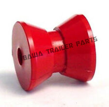 2 '' Bow Rollers 12mm Bore Red color ! Trailer Parts ! Boat Trailer Parts