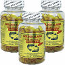 3 x 100 SG Golden Alaska Deep Sea 1000 MG Fish Oil Omega-3,6,9 EPA DHA,= 300 Cap