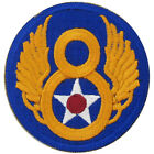 US Army USAAF 8th Air Force BADGE - WW2 Repro American Airforce Patch Insignia