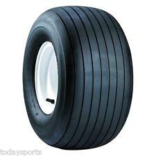 TWO 13/6.50-6, 13/6.50x6 HEAVY DUTY Lawnmower Rib Tread Tires