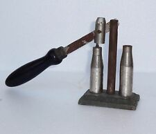 Vintage tools Cartridges LOADING * Extractor tool * ammo weapon * Cartridge