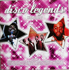 Compilation CD Disco Legends - High Energy - England (M/M - Scellé / Sealed)