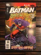 Batman #679 Variant 2008  1:25 TONY DANIEL  Hard To Find / Great Condition