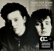 Tears for Fears canzoni from the Big Chair-LP/VINILE-Back to Black 2014 + mp3